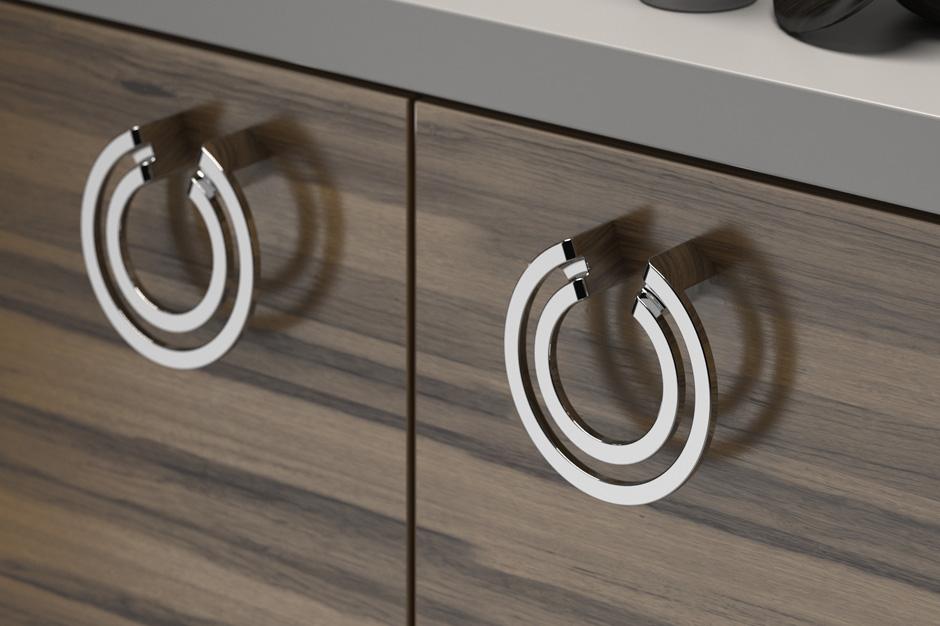 202 tt tiradores para muebles de dise o cocina y - Tiradores de muebles de cocina ...