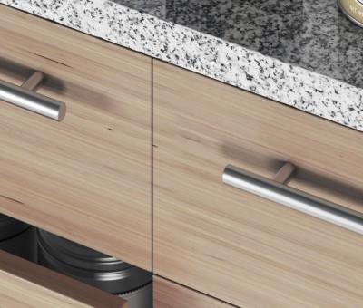 Inox Archivos - TT - Tiradores para muebles de diseño - Cocina y ...