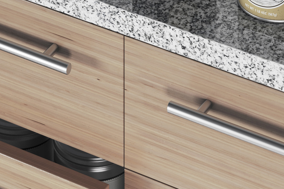 327 - TT - Tiradores para muebles de diseño - Cocina y BañoTT ...